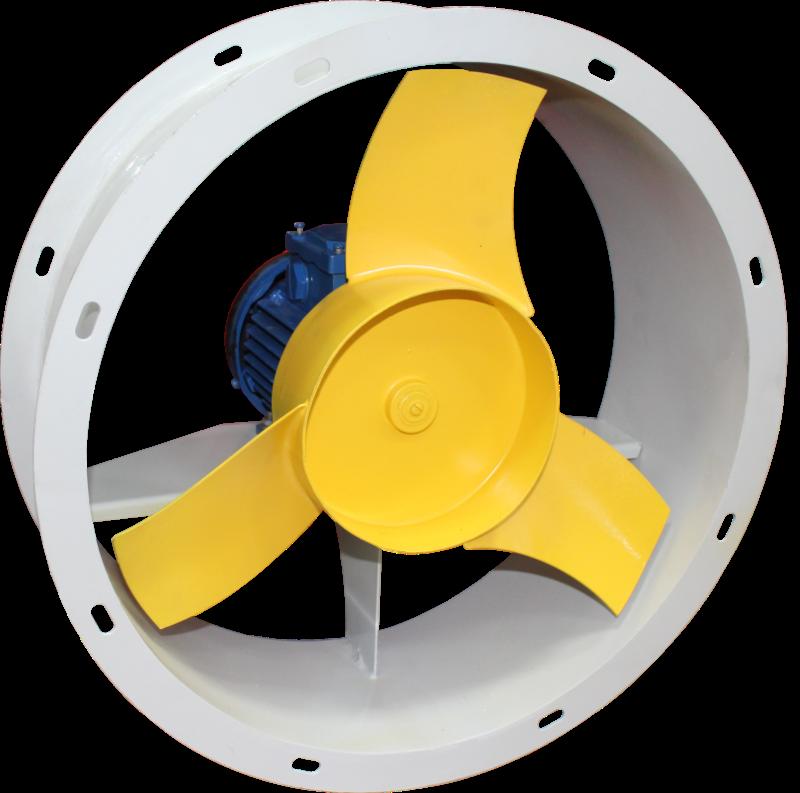 Купить вентилятор осевой ВО 06-300 №4 - цена на складе и под заказ, фото