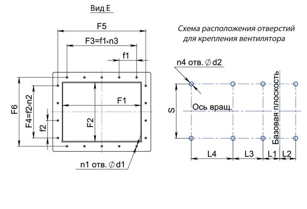 габариты вцп-2